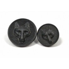 Ovation® Foxhead Button- Large
