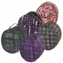 Centaur® Classic Plaid/Fashion Helmet Bag