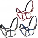 Centaur® Argyle Cushion Padded Breakaway Halter