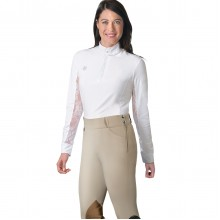 Romfh® Daniella Derby Classic Knee Patch Side Zip Breech