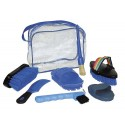 7pc Grooming Kit w/Vinyl Bag