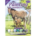 Paint By Number - Mare & Foal