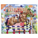 Paint By Number - Show Jumping